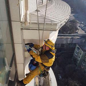 высотные работы в Киеве